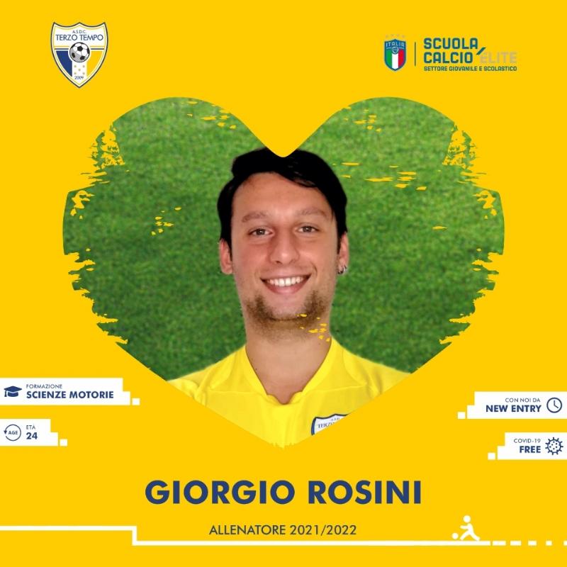 Benvenuto Giorgio Rosini.