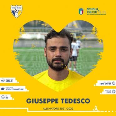 Benvenuto Giuseppe Tedesco.