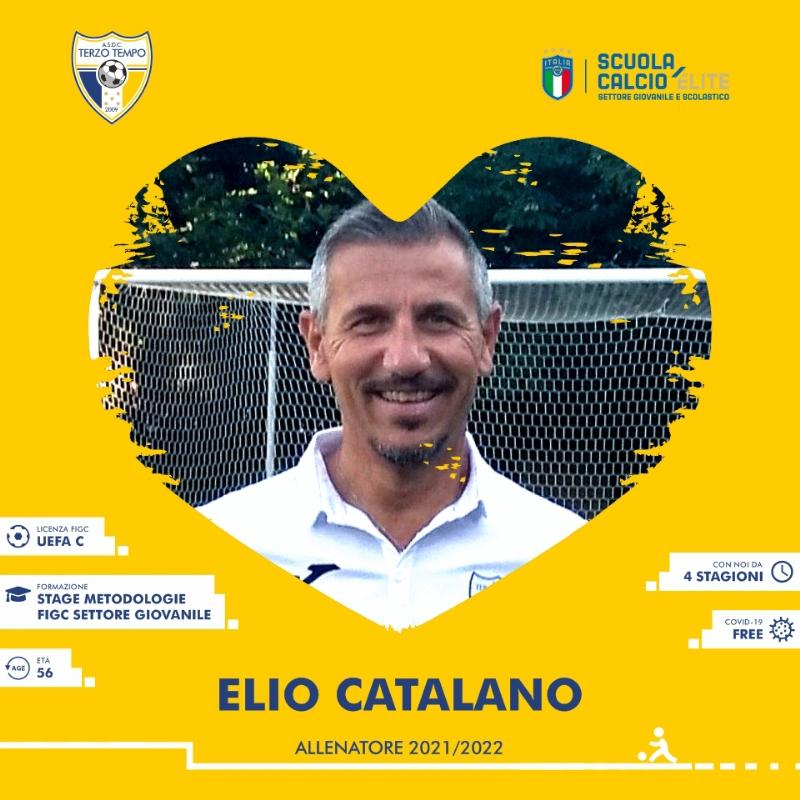 Elio Catalano alla quarta stagione!