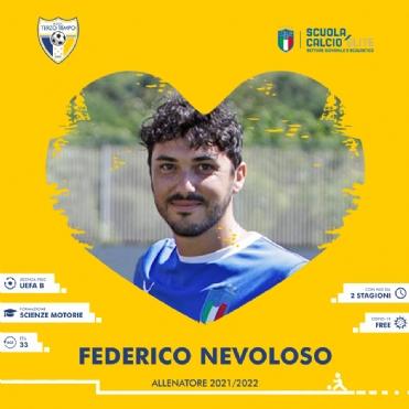 Federico Nevoloso riconfermato!