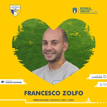 Il veterano Francesco Zolfo.