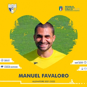Benvenuto Manuel Favaloro.